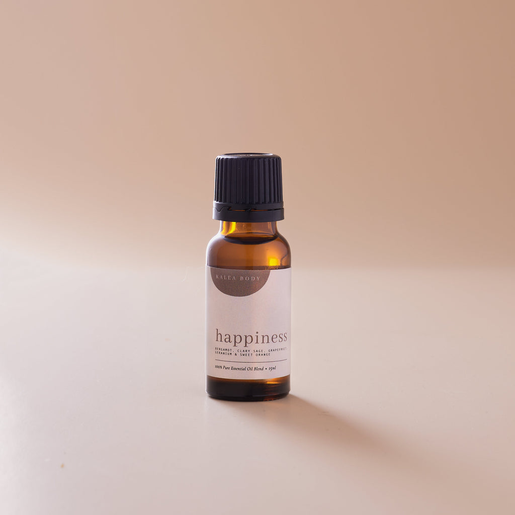 15ml happiness aromatherapy diffuser blend
