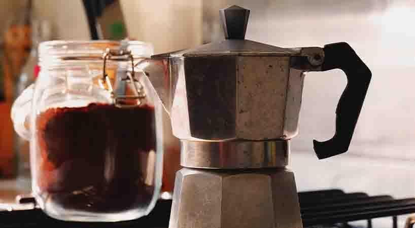 Hack into your Moka Pot - Somethings Brewing Store