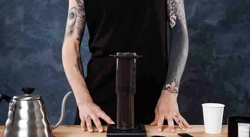5 Reasons you need an AeroPress - Somethings Brewing Store