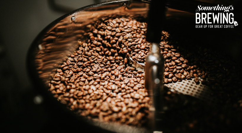 How to roast coffee at home?