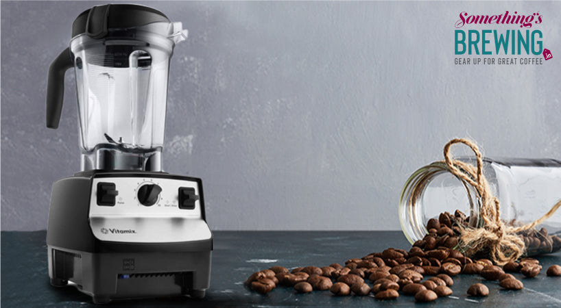 How to grind coffee with a blender?