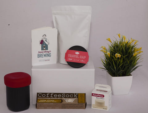 Conscious Coffee Lovers Pack - Somethings Brewing Store