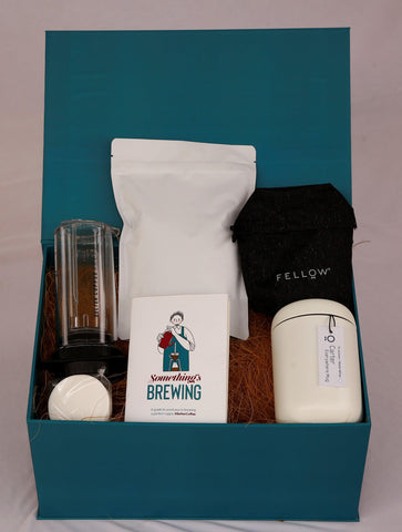 Coffee On-The-Go Kit - Somethings Brewing Store