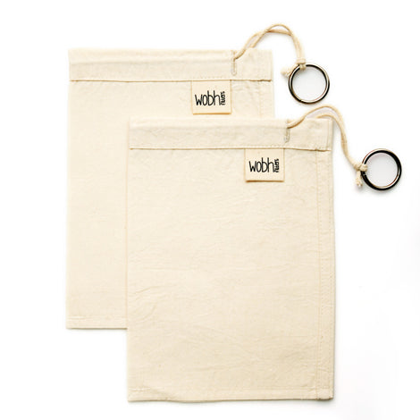 Wobh Filters - Cold Brew Bags - Pack of 2