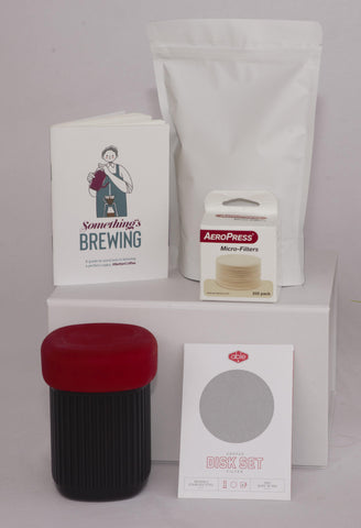 The Ultimate Coffee Brewing Kit