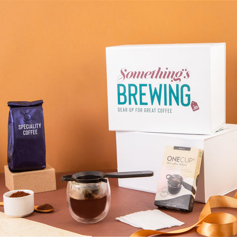 Coffee DIYers Classic Pack - Somethings Brewing Store
