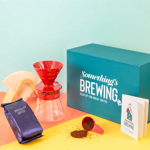 Pour Over Starter Pack - Somethings Brewing Store