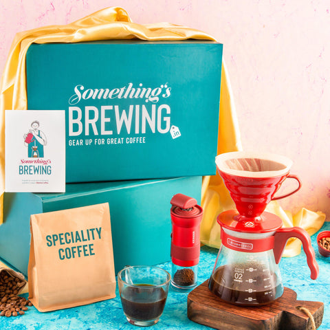 Pour Over Pros Pack - Somethings Brewing Store