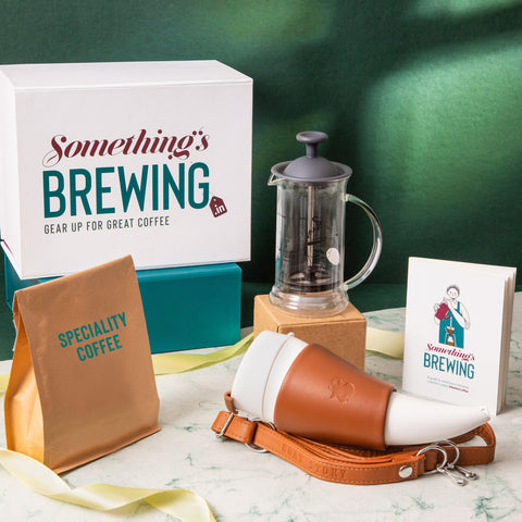 A Handsome Brewing Pack - Somethings Brewing Store