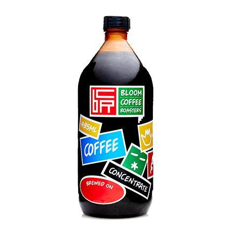 Bloom Cold Brew Concentrate  - 255 ml (set of 2) - Somethings Brewing Store