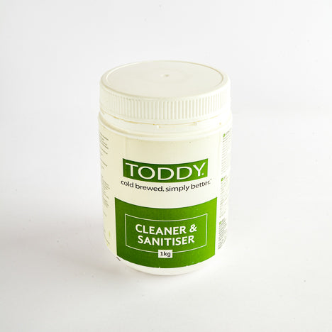 Toddy Cleaner and Sanitizer
