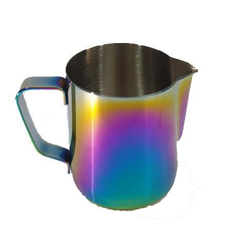 Milk Steaming Pitcher - Rainbow