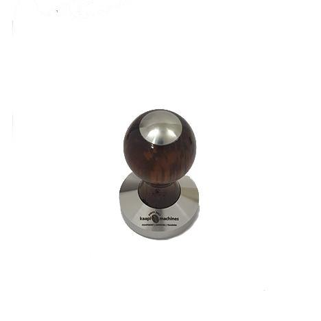 Coffee Tamper - Wooden Handle - Somethings Brewing Store