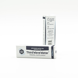 Third Wave Water is a water suplement which includes 2 units of classic profile stick and is rich in minerals.