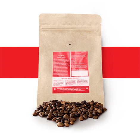BeanSong Red Honey Single Estate ~ Premium Micro-lot From Crystal Valley Estate, Coorg
