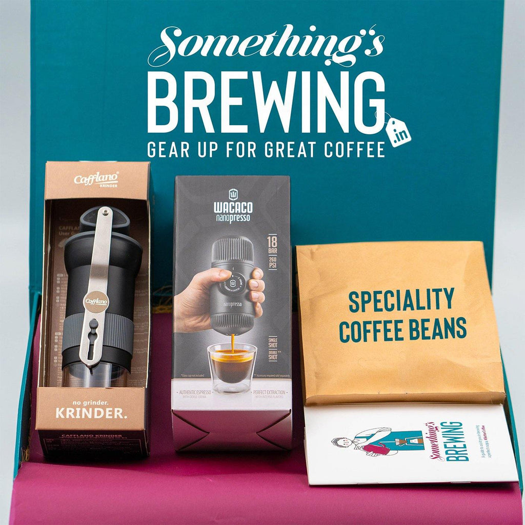 The dynamic duo kit - Somethings Brewing Store