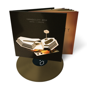 TRANQUILITY BASE HOTEL & CASINO - EXCLUSIVE GOLD LP
