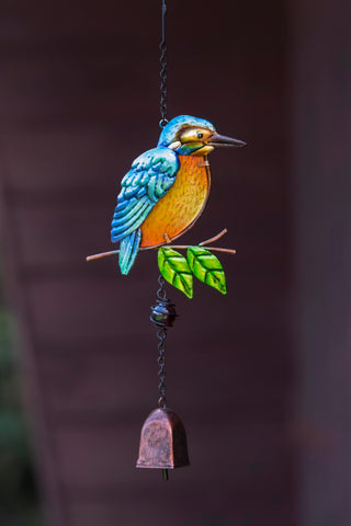 Kingfisher Garden Bell
