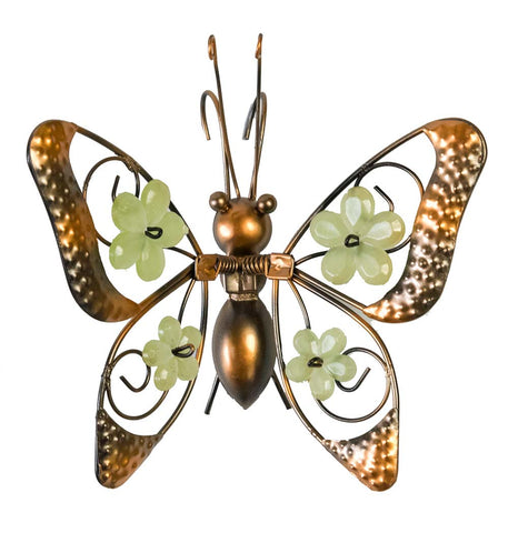 Glow In The Dark Butterfly Pot Hanger - Set of 3