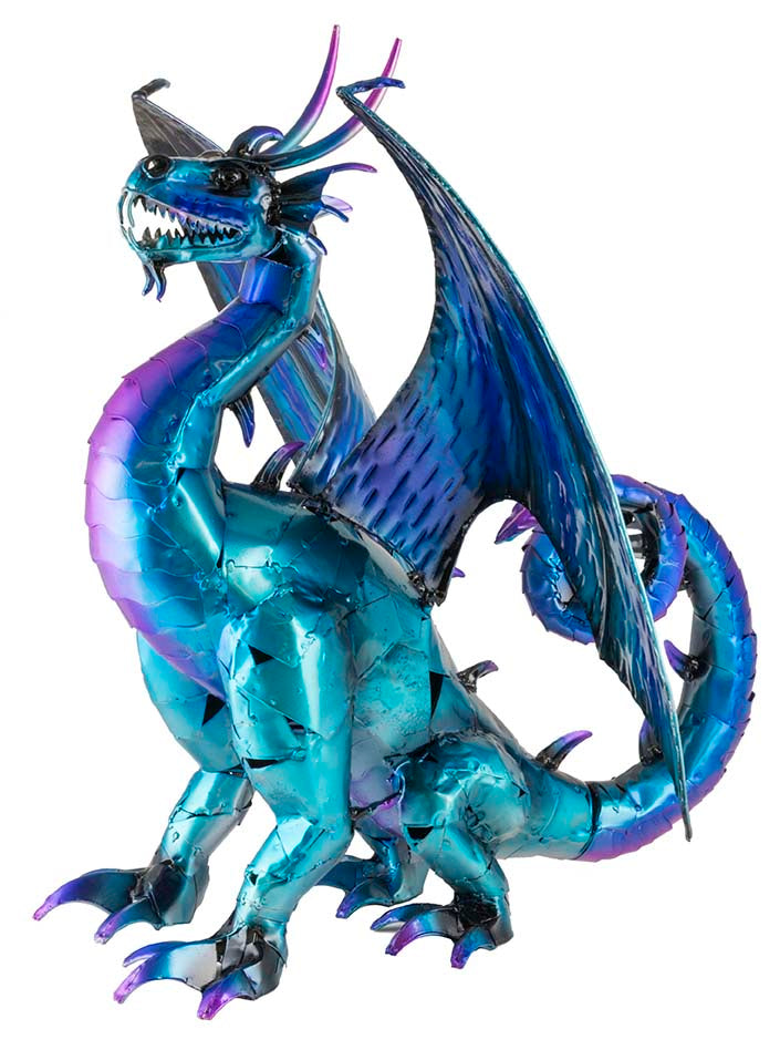 Blue Dragon - Medium