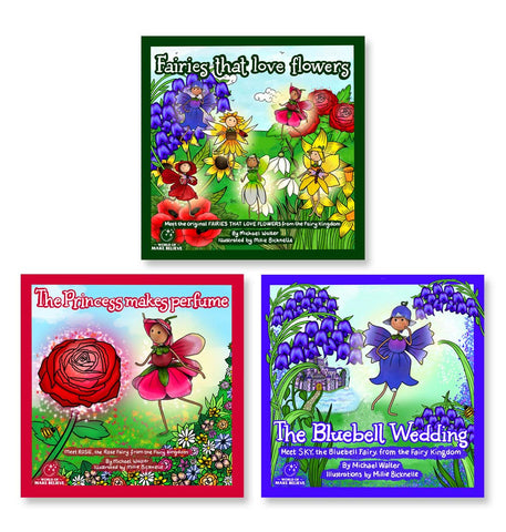 World of Make Believe Book Set