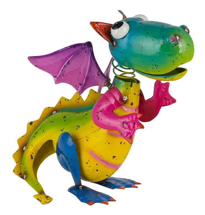 Drake The Dragon Colourful Critter