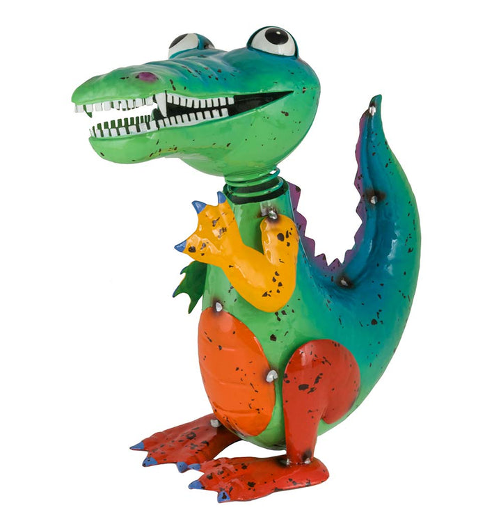 Curtis The Crocodile Colourful Critter