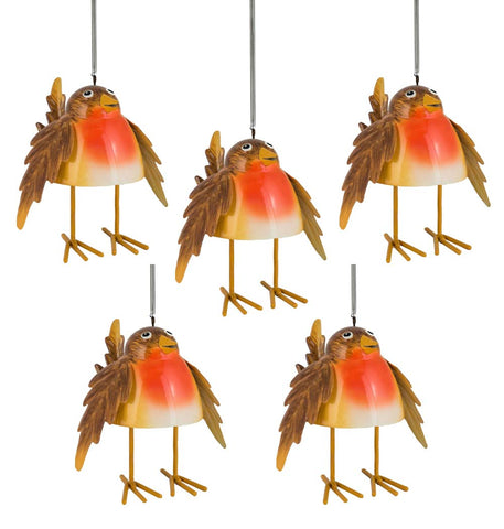 Bobbin' Robin Springer - Set of 5