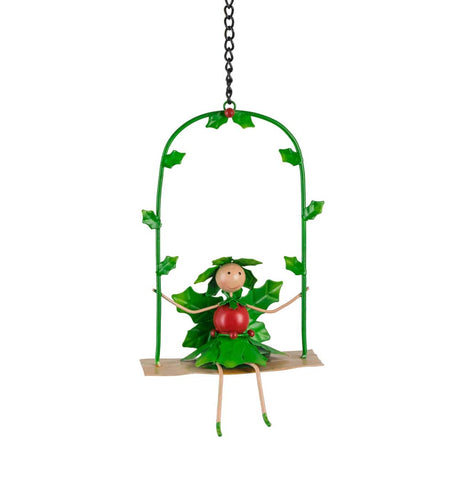 Holly The Christmas Fairy Swing