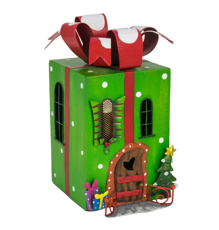 Christmas Present Elf House