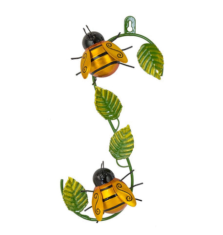 Bumble Bee Hook Wall Art