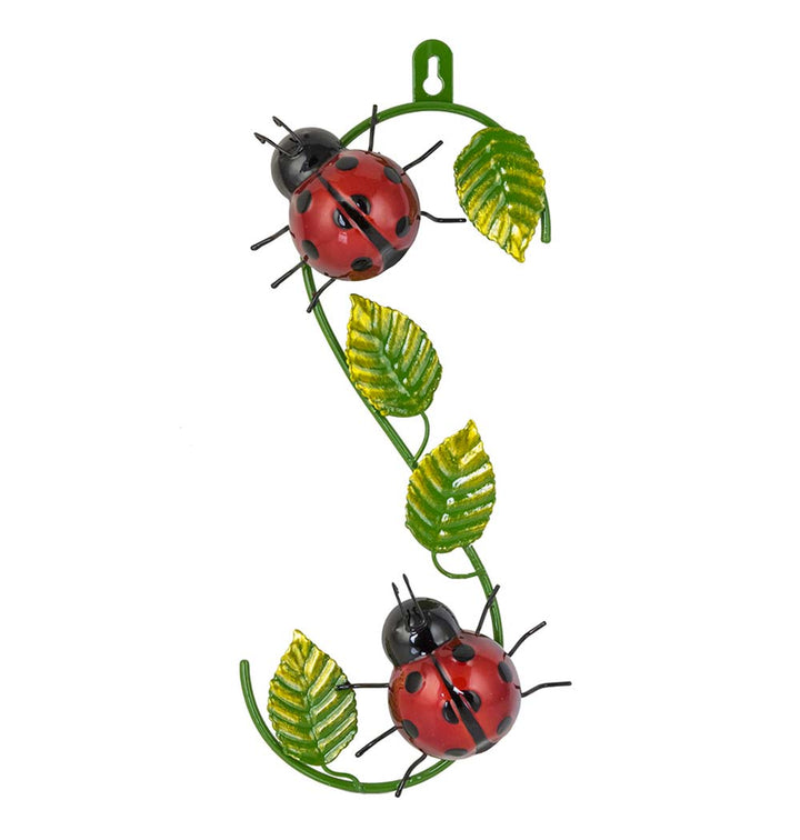 Ladybird Hook Wall Art