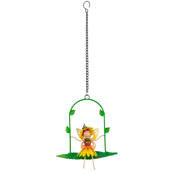 Honey Sunflower Fairy Swing