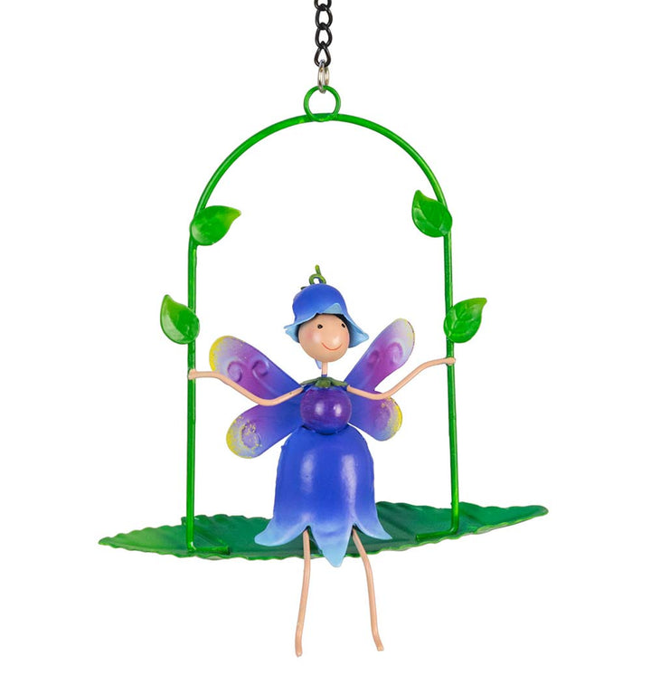 Sky Bluebell Fairy Swing