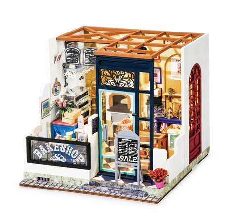 Nancy's Bake Shop DIY Model Kit