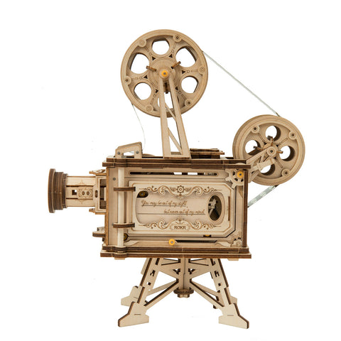 Vitascope Mechanical Model