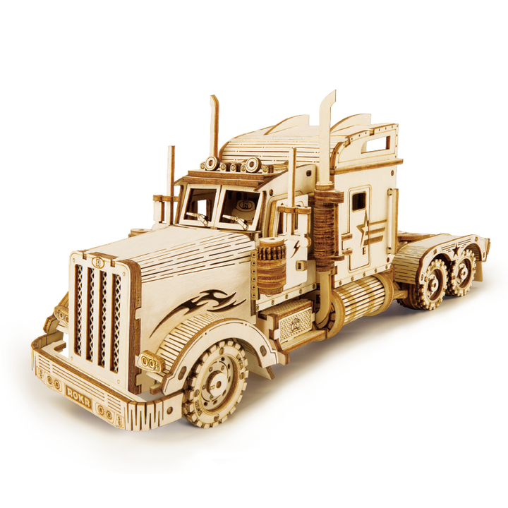 Heavy Truck DIY Model Kit