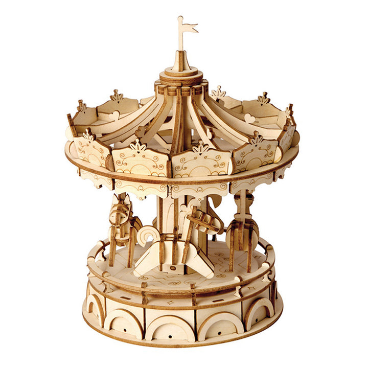 Merry-Go-Round DIY Model Kit