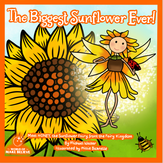 The Biggest Sunflower Ever