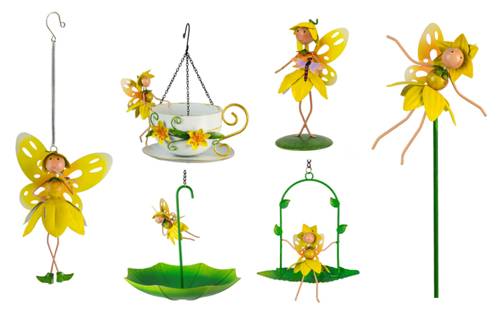 Ultimate Dinkie Daffodil Fairy Set
