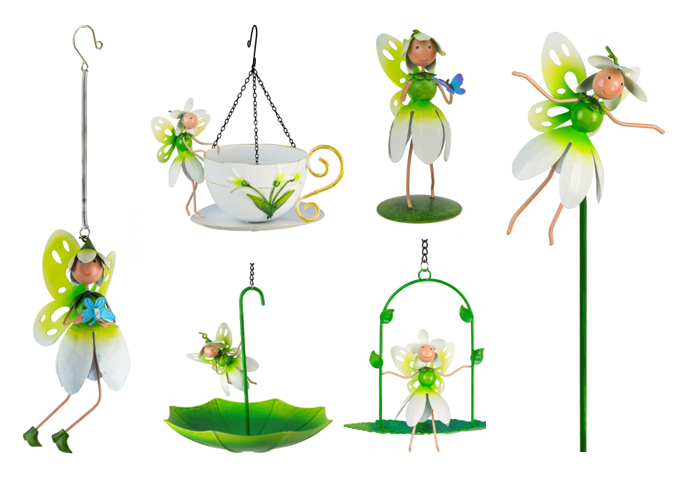 Ultimate Pearl Snowdrop Fairy Set
