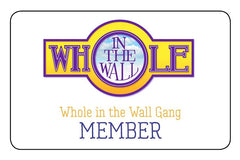 Whole in The Wall Memberships