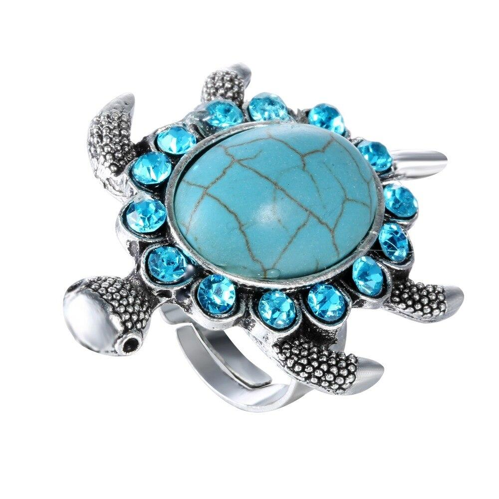 Bague Tortue <br/> Protection