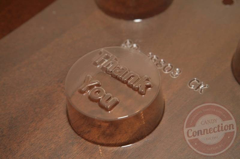"""Thank You"" Cookie Mold"
