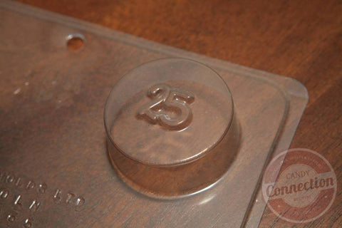 """25"" Cookie Mold"