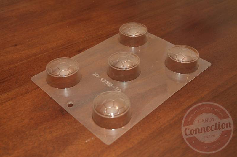 Soccer Ball Cookie Mold