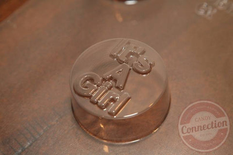 """It's a Girl"" Cookie Mold"