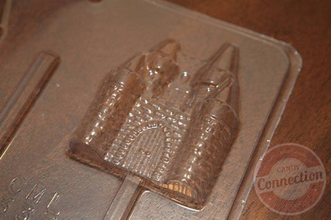 Castle Lollipop Mold