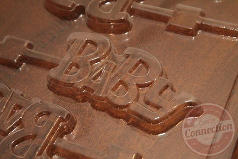 """Baby"" Lollipop Mold"