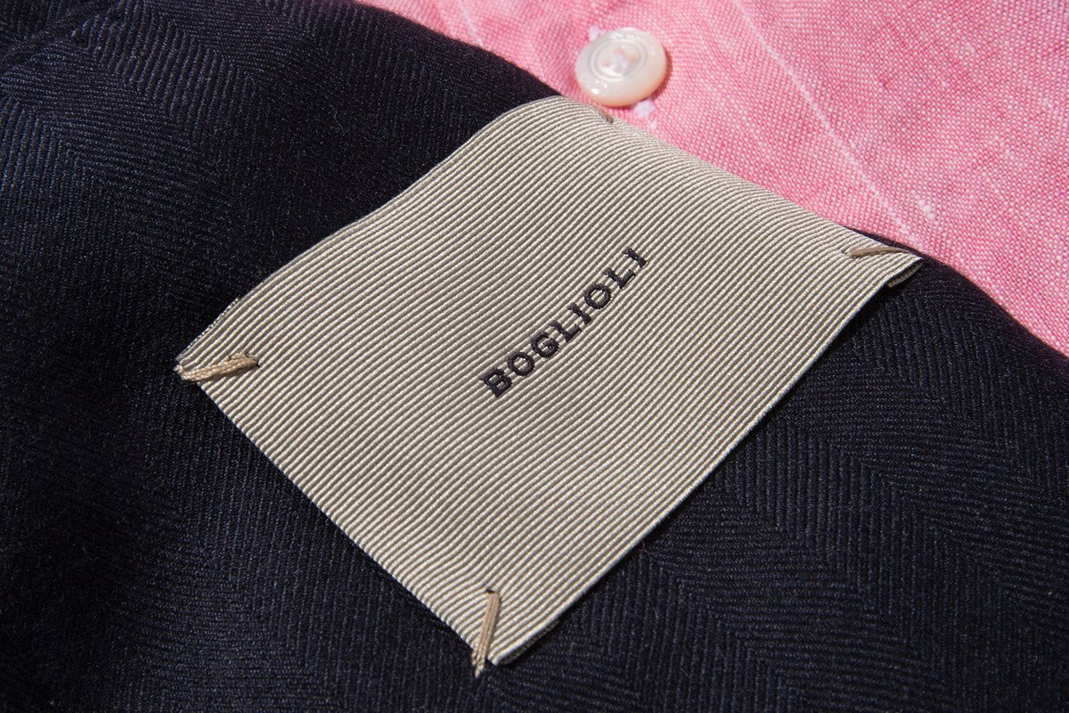 The Boglioli Sport Coat